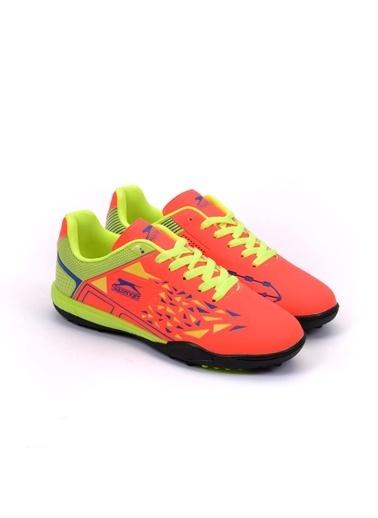 Slazenger Futbol  Ayakkabısı Oranj